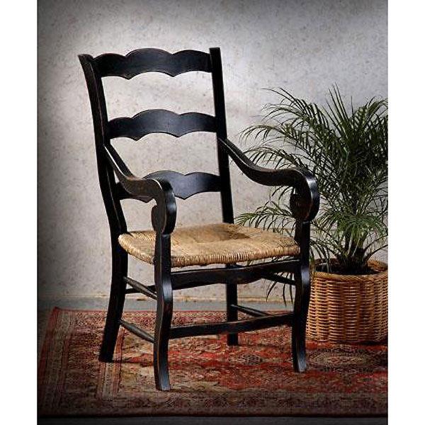 SO - Sofia Arm Chair -BK