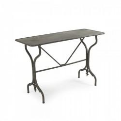 Iron Wall Table