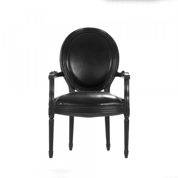 Medallion Arm Chair