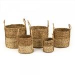 Woven Basket (Set of 5)