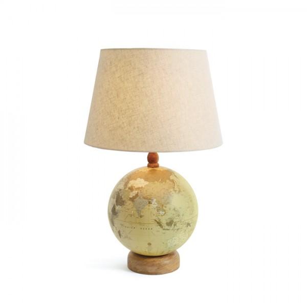 Globe Table Lamp