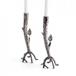 Pair of Teigen Candlesticks