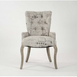 Iris Tufted Chair